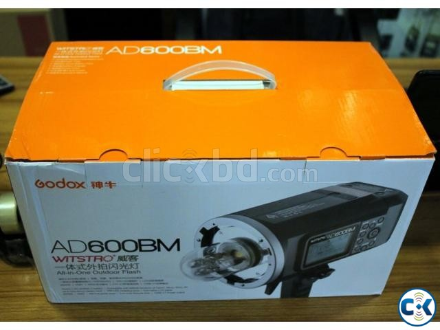 Godox AD 600BM Portable Strobe light set | ClickBD large image 0