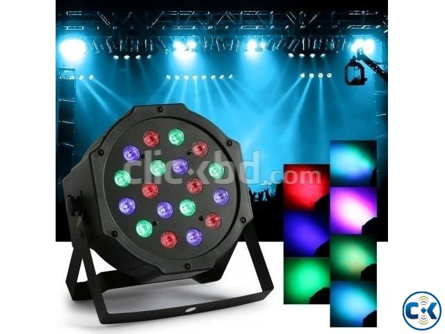Par can stage lights Professional Stage Dj Light | ClickBD large image 0
