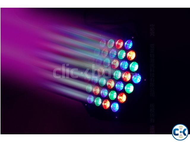 Par can stage lights Professional Stage Dj Light | ClickBD large image 1