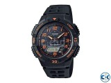 Original Casio Tough Solar Dual Time Watch AQ-S800W-1B2V