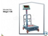 Mega Digital weight scales 100gm to 1000 kg