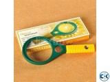 90MM MAGNIFYING GLASS 3X 6X