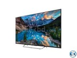 Sony Bravia W800C 55 Inch Wi-Fi FHD Smart 3D LED Android TV
