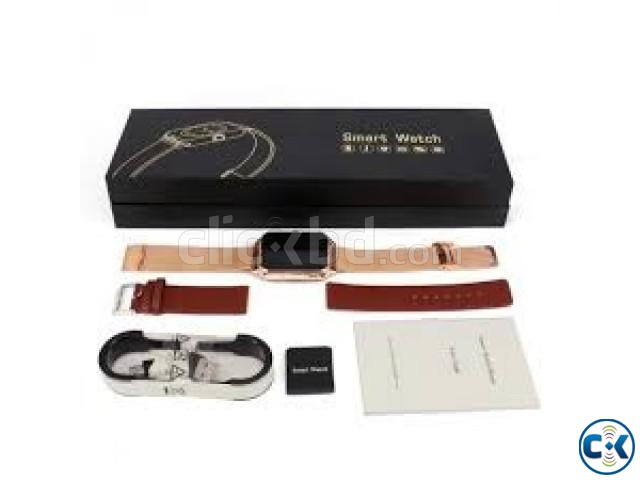 Z50 Smart Watch chain Belt intact Box | ClickBD large image 0
