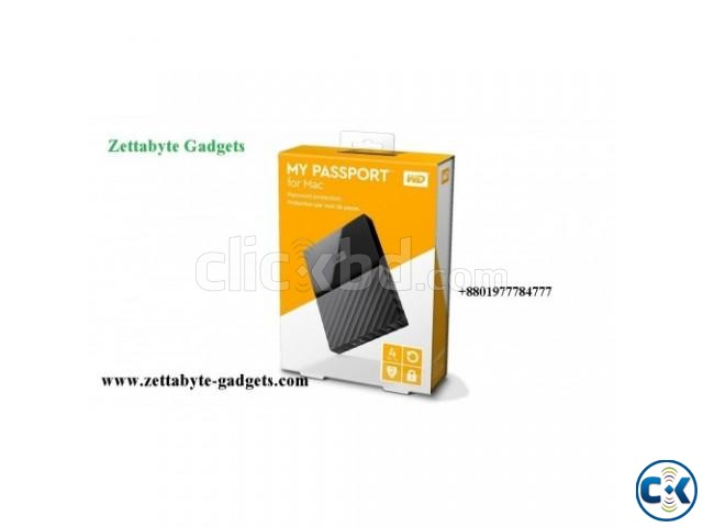 WD My Passport 2TB Trusted and loved portable storage  | ClickBD large image 1