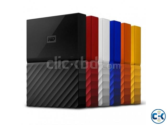 WD My Passport 2TB Trusted and loved portable storage  | ClickBD large image 2