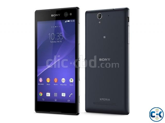 sony xperia c3 original intect box | ClickBD large image 2