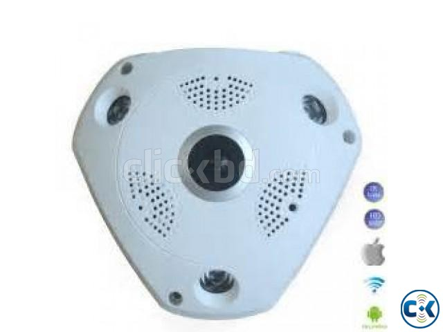 360 VR IP Camera 1.3 Megapixel | ClickBD large image 1