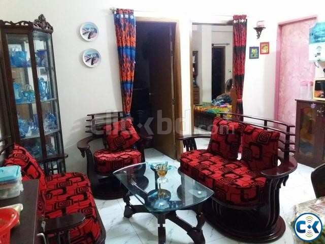 Ready Appartment Mohammadpur | ClickBD large image 0