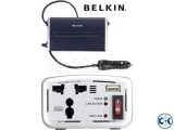 Belkin AC Anywhere Power inverter With USB Charging-200w