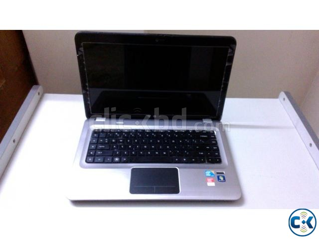 HP Gaming Laptop Silver Metal Casing  | ClickBD large image 0