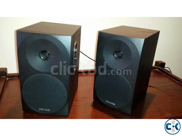 Microlab 2 way speaker B70 | ClickBD large image 0