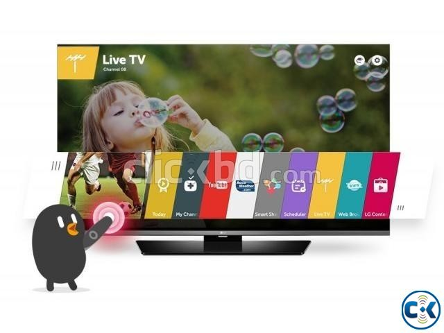 LG LH590T 43 Smart LED in low cost   ClickBD large image 0