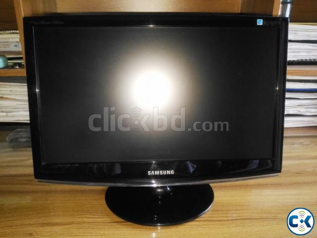 22 inch LCD Monitor Samsung | ClickBD large image 0