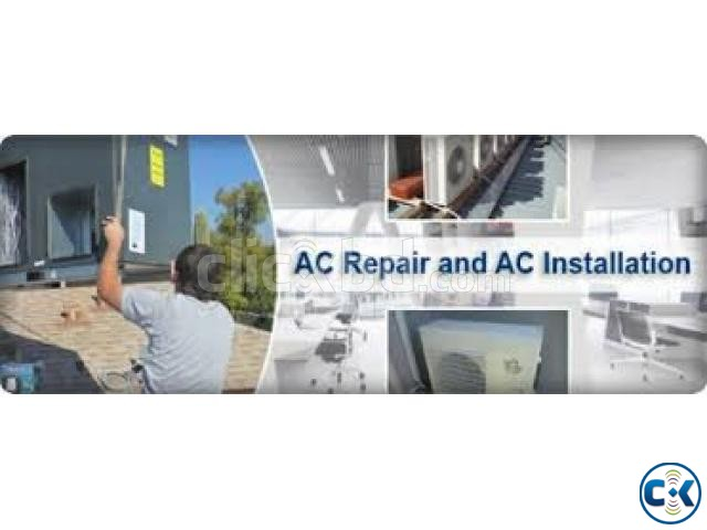 AC servicing Installation | ClickBD large image 1