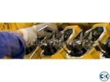 Generator servicing overhauling