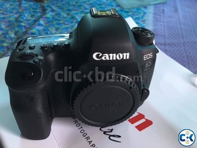Canon EOS 6D Mark II DSLR Camera Body Only  | ClickBD large image 4