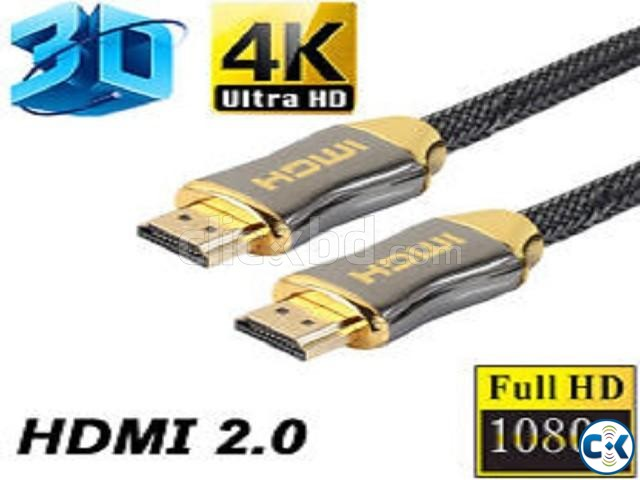 High Speed HDMI Cable 5M 16 Feet | ClickBD large image 0