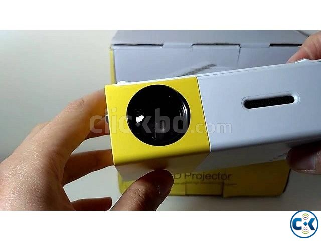 YG-300 LCD Multimedia Projector | ClickBD large image 1