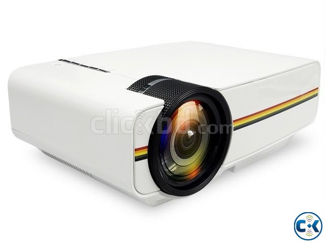 YG-400 1080p LCD Multimedia Projector | ClickBD large image 0