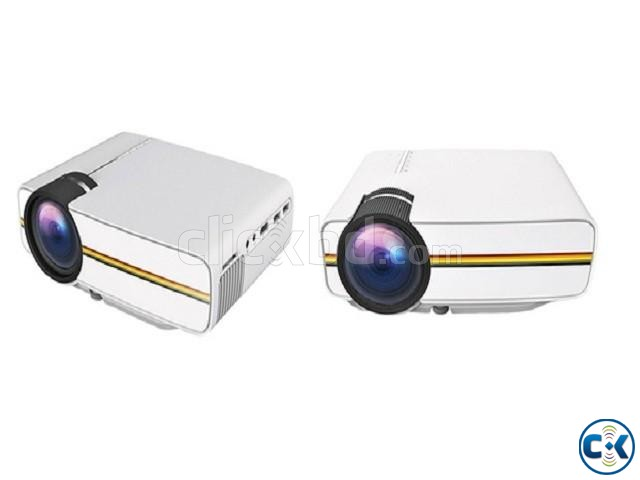YG-400 1080p LCD Multimedia Projector | ClickBD large image 1