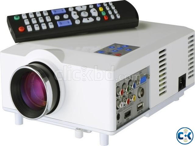 RD-805 Multimedia Projector TV Ready  | ClickBD large image 0
