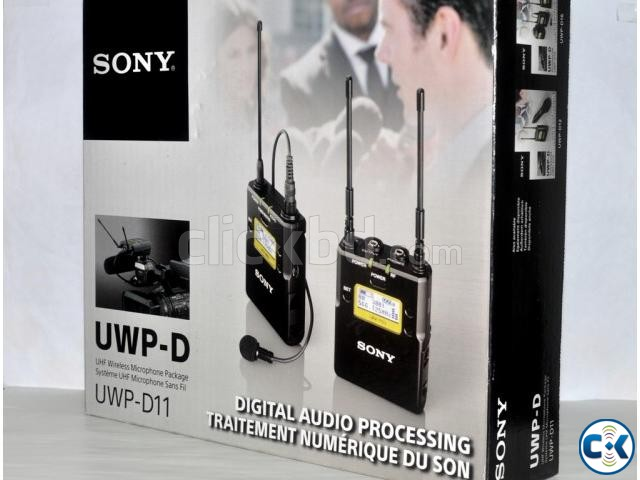 Sony UWPD11 42 Lavalier Microphone | ClickBD large image 0