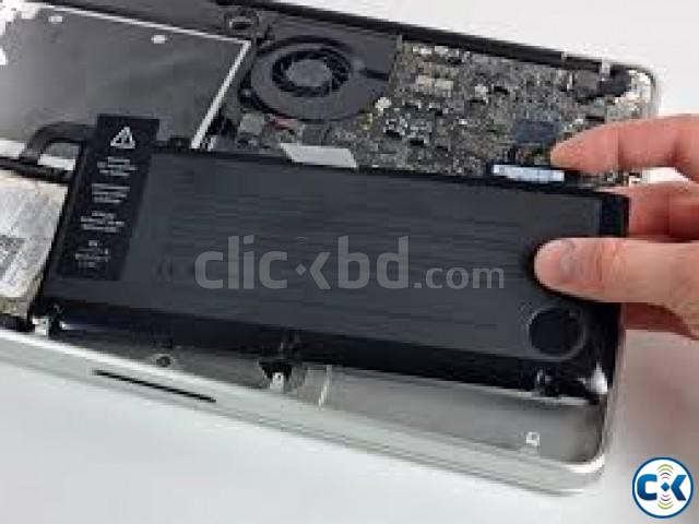 Genuine Battery A1382 MacBook Pro | ClickBD large image 0