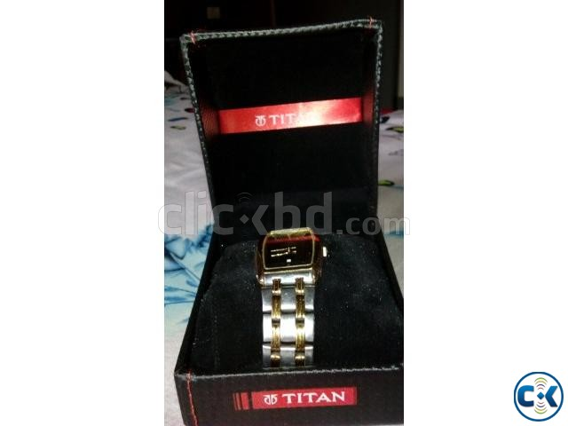 Original TITAN Watch for sell | ClickBD large image 3