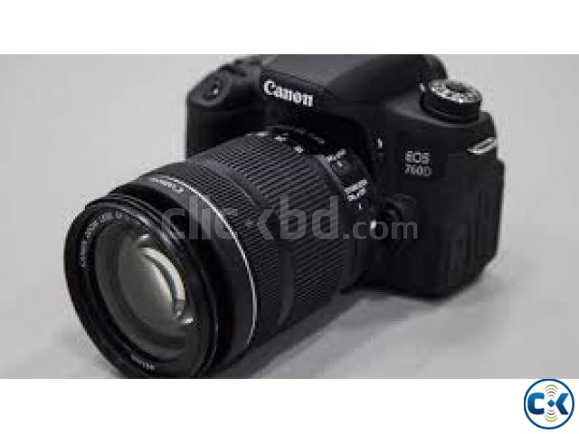 Canon EOS 600D 18MP CMOS 3 LCD Digital SLR Camera | ClickBD large image 0