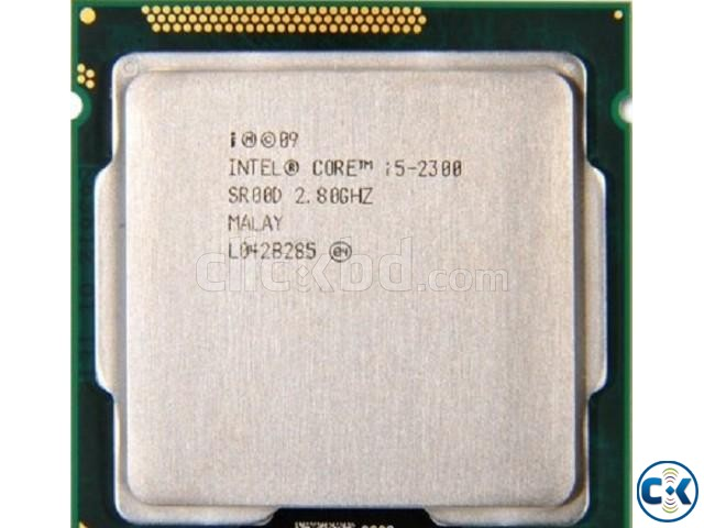 2nd Gen Intel Core i5-2300 | ClickBD large image 0