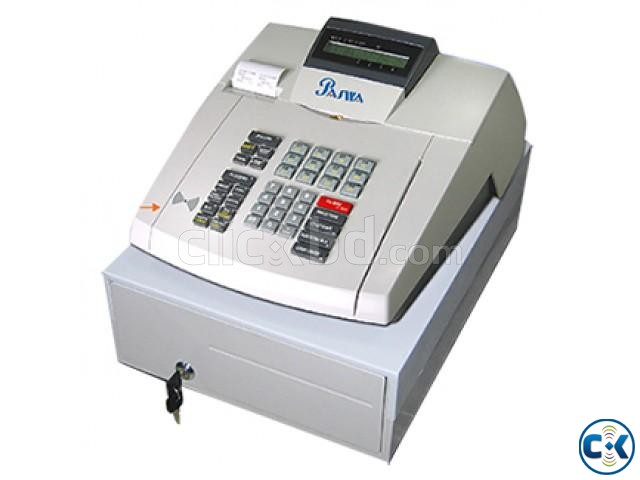Paswa A51BF Electronic Cash Register Machine | ClickBD large image 0