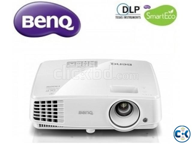 BenQ MW529 Business Multimedia Projector | ClickBD large image 1