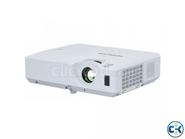 Hitachi CP X3042WN 3LCD Projector | ClickBD large image 0