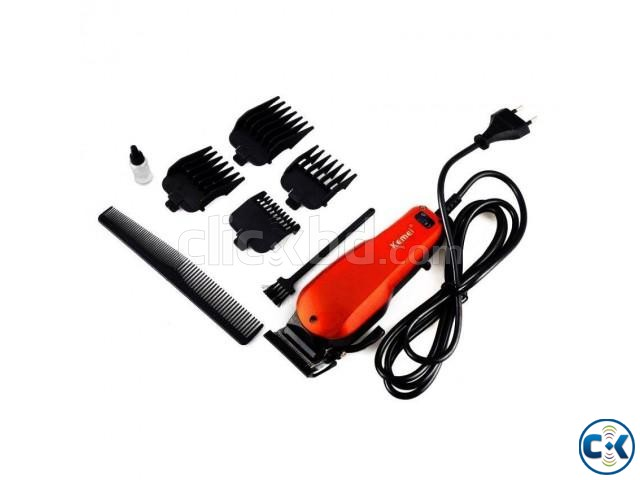 Kemei Hair Cutter And Trimmer | ClickBD large image 0