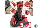 5 In 1 Trimmer and Shaver