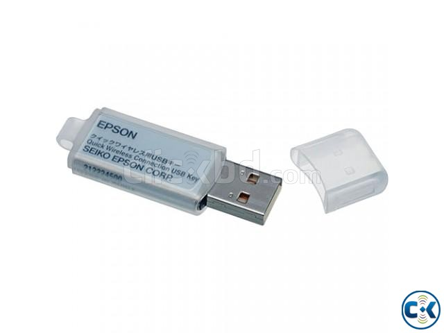 Epson WiFi Dongle for Projector | ClickBD large image 0