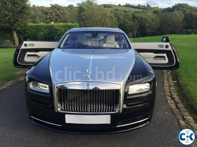 Rolls-Royce Wraith 6.6 2dr | ClickBD large image 1