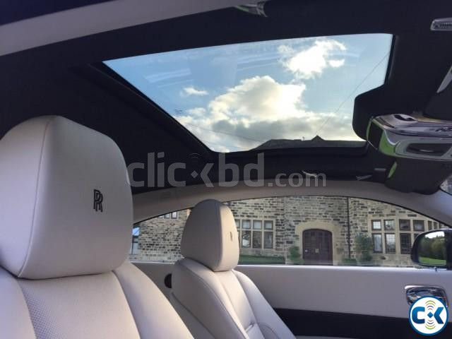 Rolls-Royce Wraith 6.6 2dr | ClickBD large image 4