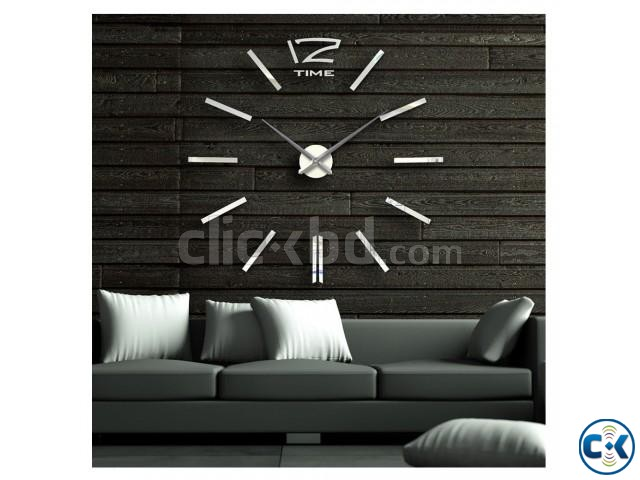 55 Inch Wall Clock Fashionable Large Wall Clock | ClickBD large image 0
