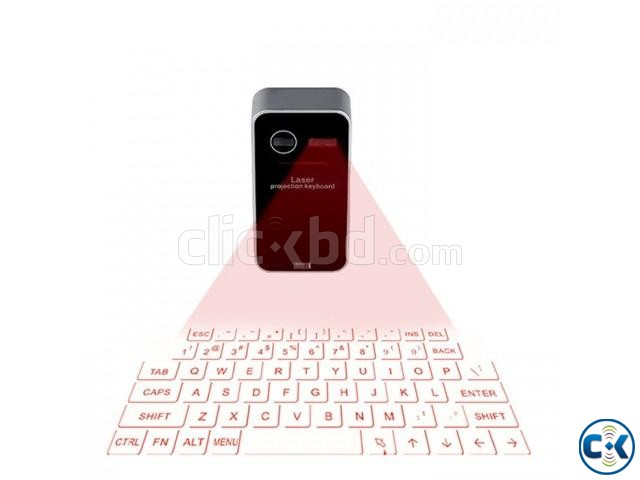 Laser Keyboard Cheapest Price | ClickBD large image 0