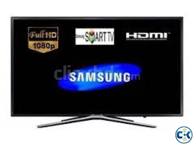 Samsung M5500 43 Flat Full HD Dolby Digital Plus Smart TV | ClickBD large image 1