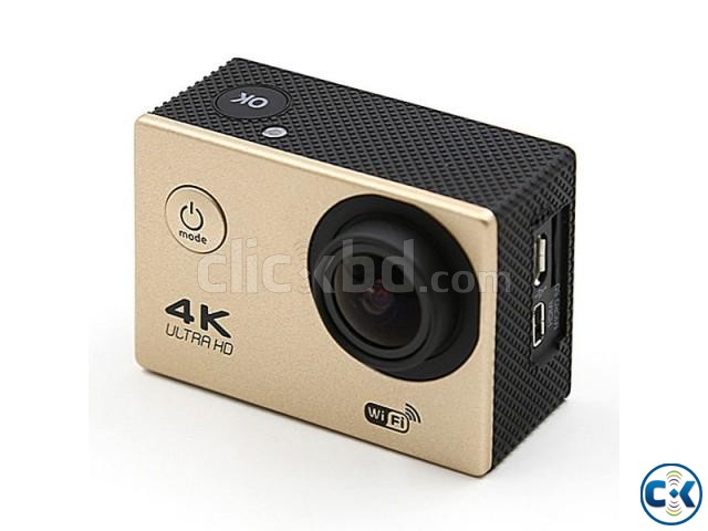 OEM WiFi Sport Action Camera Real 4K  | ClickBD large image 0