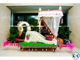 WEDDING PALKI RENT IN BD