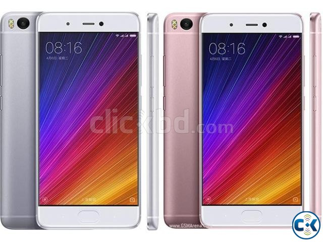 Brand New Xiaomi Mi 5S 128GB Sealed Pack With 1 Yr Warrnty | ClickBD large image 0