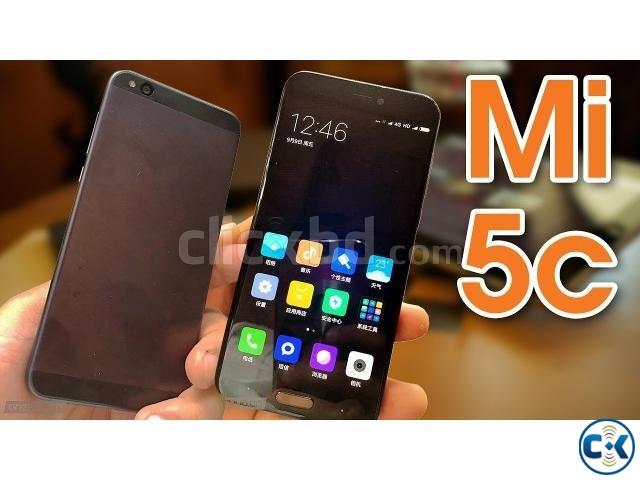Brand New Xiaomi Mi 5C 64GB Sealed Pack 1 Yr Warranty   ClickBD large image 1