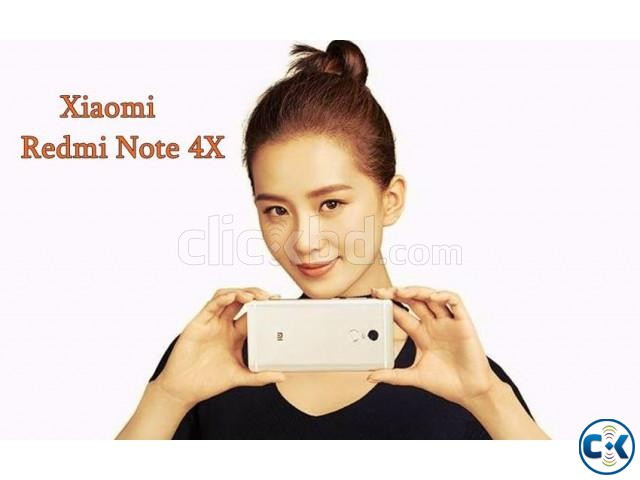 Brand New Xiaomi Note 4X 32GB Sealed Pack With 1 Yr Warrnty | ClickBD large image 1