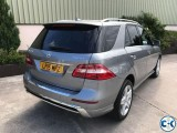 Mercedes-Benz M Class 2.1 ML250 BLUETEC AMG LINE 5d AUTO