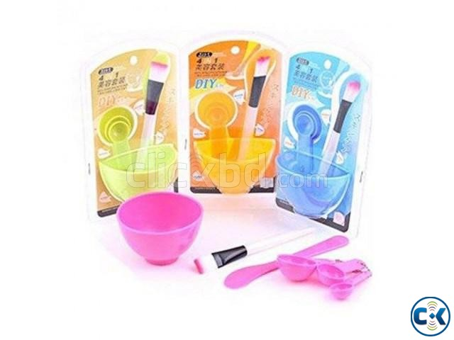 4 in 1 Face Care Tool Set | ClickBD large image 0