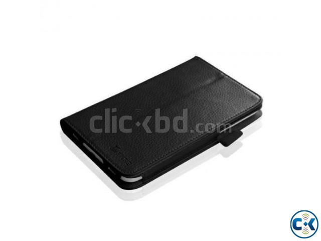 7 Leather Tab Cover Case | ClickBD large image 0